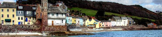 The villages of Kingsand and Cawsand are located just a five minute walk from each other at the Rame Peninsula. Both of them have managed to remain traditional and you will feel like you have stepped back in time when roaming around the narrow streets and picturesque buildings.