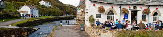 A weekend in Boscastle