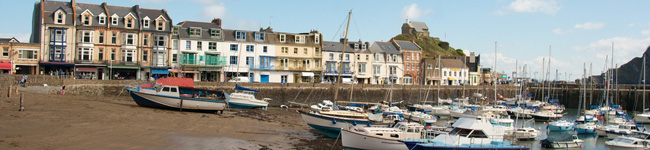 A weekend in Ilfracombe