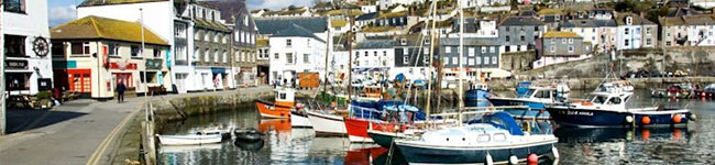 A weekend in Mevagissey