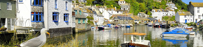 A weekend in Polperro
