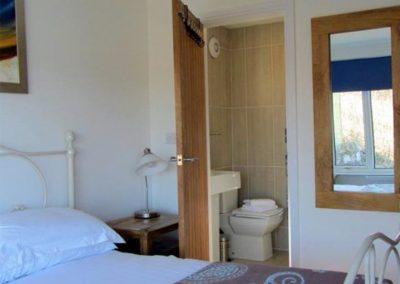 Bedroom #4 at Adanac, Sennen Cove