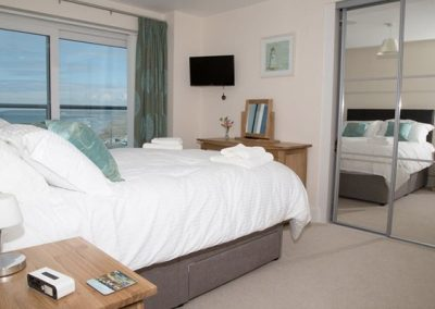 Bedroom #1 @ Apartment 11 Latitude 51, Bideford