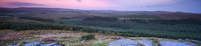 Dartmoor National Park is an important protected natural area in Devon. It's the largest open space in Southern England & must do for visitors to the county