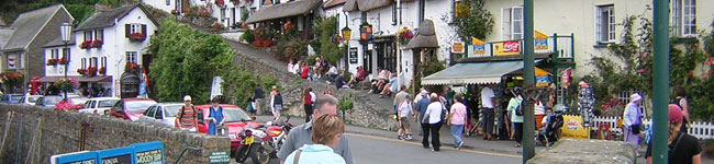 Local History and Things to Do in Lynmouth and Lynton