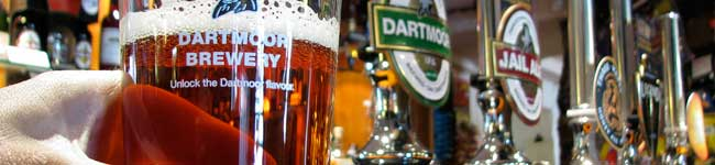 Devon has more than 29 microbreweries making it a great place for real ale aficionados to visit!