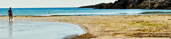 Top 10 beaches on Devon's south coast