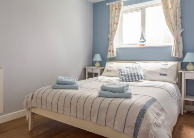 Bedroom #1 at Atlantic Ayr, Stibb