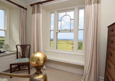 Bedroom #1 at Atlantic View, Carnyorth