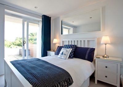 Bedroom 1 @ Avocet 1, The Cove, Brixham