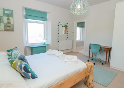 Bedroom #4 at Barrington House, Dartmouth