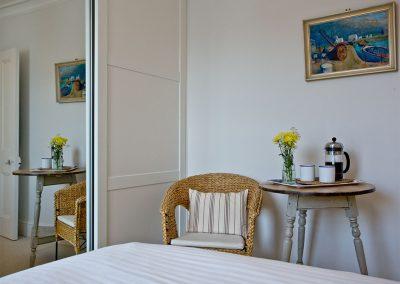 Bedroom #2 at Bay House, Brixham