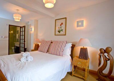 Bedroom #2 at Bayview, Portwrinkle