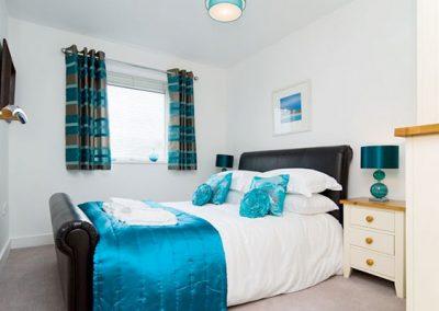 Bedroom #2 @ Beach View, Ocean 1, Newquay