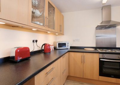 The kitchen @ Beaching, Brixham