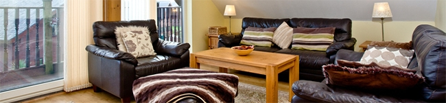 Beech Lodge, Retallack, St. Columb - A luxury lodge with fabulous on-site facilities set in glorious countryside, close to the coastline.