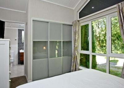 Bedroom #1 at Berrynarbor Lodge, Kentisbury Grange, Kentisbury