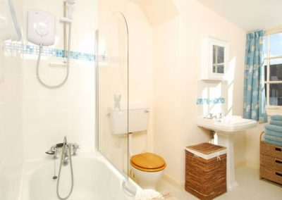 The bathroom @ Bishops View, New Polzeath
