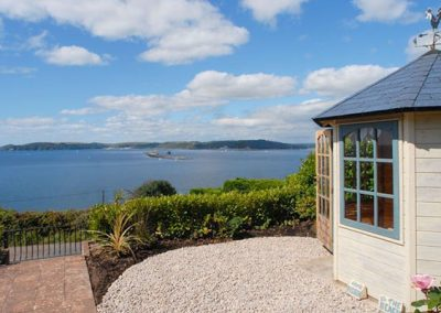 The summer house @ Bluewaters, Plymouth