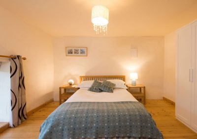 Bedroom #3 at Bubble Cottage, Watergate Bay