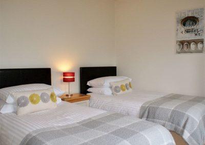 Bedroom #6 at Buddleia, West Charleton