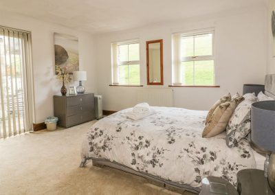 Bedroom #2 at Chapel Green, Polgooth