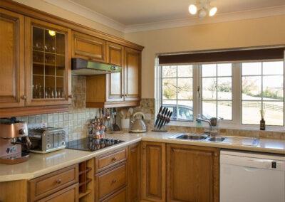The kitchen at Charlesworth, Ashford