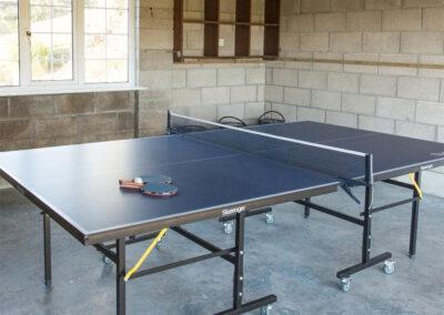 The games room at Charlesworth, Ashford