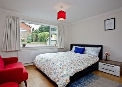 Bedroom #1 at City Reach, Exeter