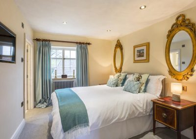 Bedroom #4 at Colleton Hall, Rackenford