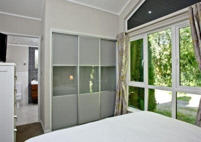 Bedroom #1 at Combe Lodge, Kentisbury Grange, Kentisbury