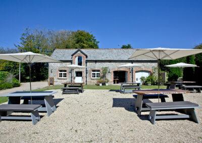 The Coach House serves up mouth-watering delicacies at Kentisbury Grange, Kentisbury
