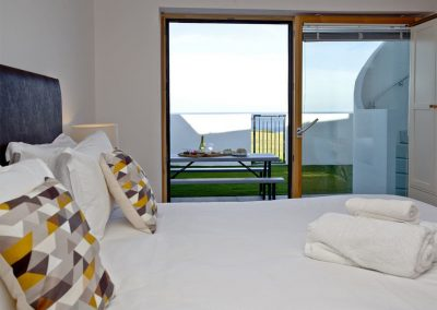 Bedroom #1 at Crest@64, Newquay