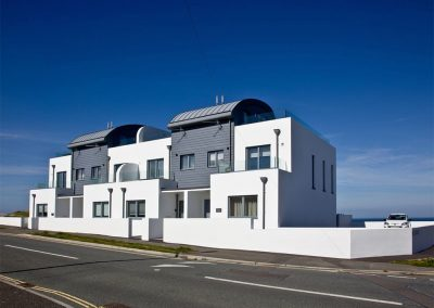 Outside Crest@64, Newquay