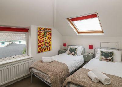 Bedroom #5 at Cutty Sark, Mawgan Porth