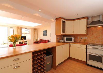 The kitchen @ Dorey, Bideford