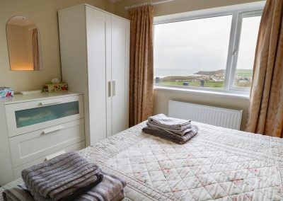 Bedroom #1 at Driftwood, Widemouth Bay