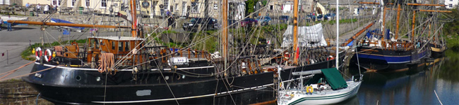 Charlestown Regatta Week combines raising funds for local projects with musical concerts, sailing races, Morris dancing and even a Triathlon.