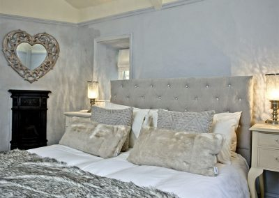 Bedroom #4 at Evies Cottage, Higher Brixham
