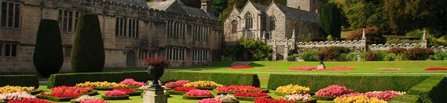 Lanhydrock is a family-friendly place to visit. There's an adventure playground, off-road cycle trails with challenges and a quiz sheet to keep kids busy.