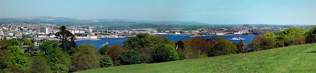 Cornwall's Rame Peninsula, with its stately homes, & coastal walks, is a perfect example of place to visit that is quiet even on the busiest of weekends.