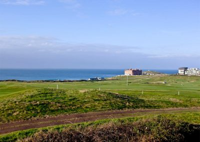 The view from Fistral View, 14 Bredon Court, Newquay