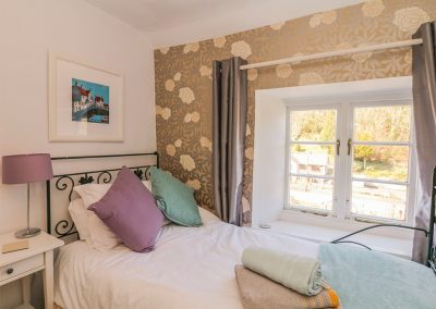 Bedroom #2 at Florries, Barbrook