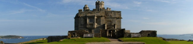 Set on the cliffs above the Fal River, Pendennis Castle is a well maintained structure that brings 450 years of English history vividly to life.