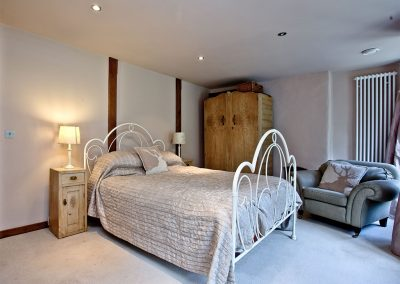 Bedroom #2 at Gara Mill Cottage, Slapton