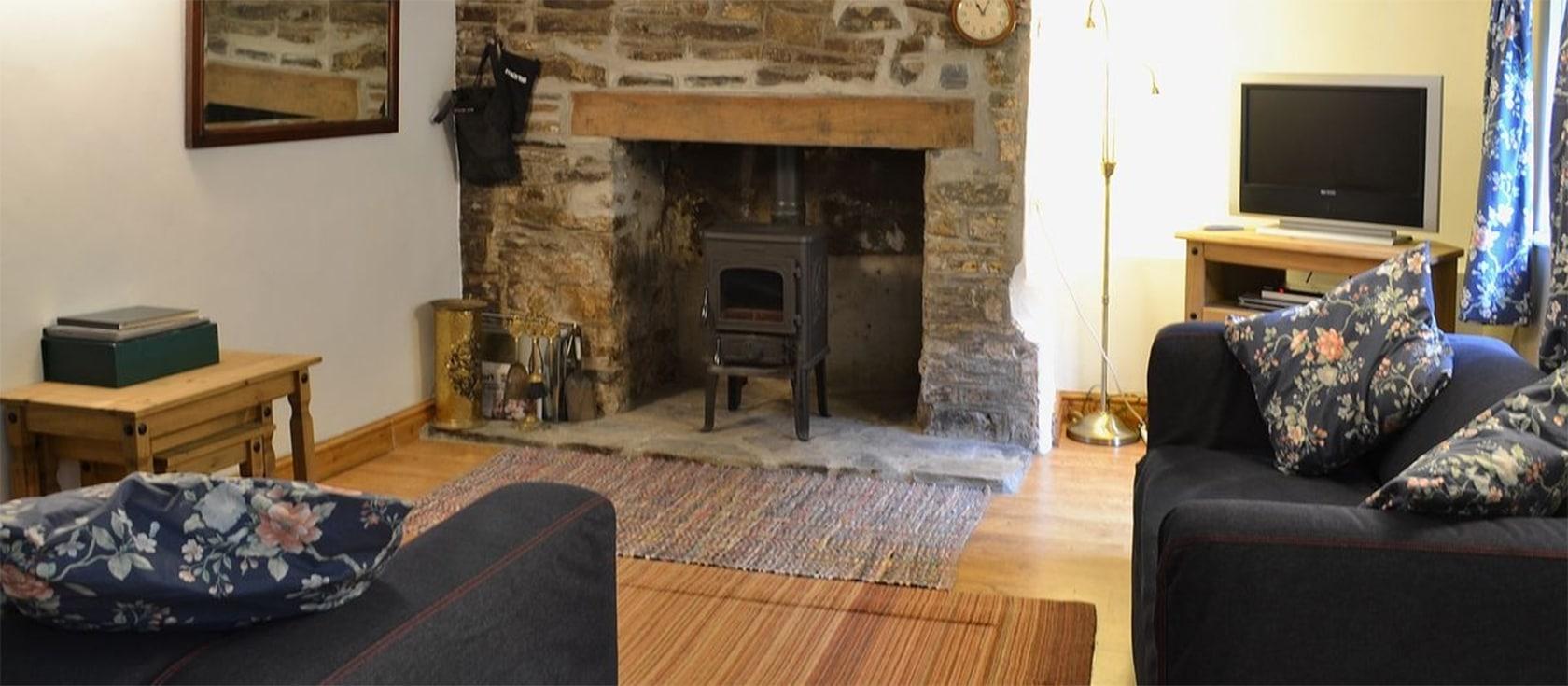 George's Cottage, Bucks Mills