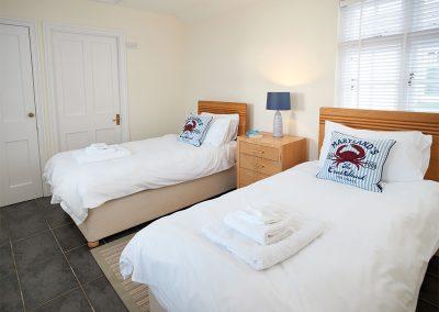 Bedroom #3 at Godrevy, Lizard Lighthouse, Lizard