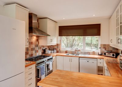 The kitchen @ Guyscliff, Salcombe