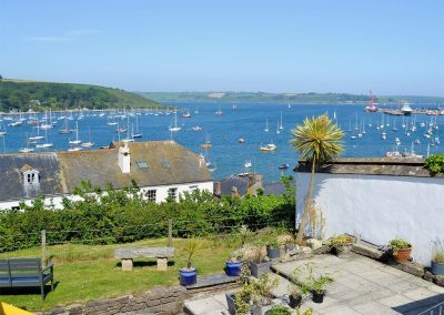 The magnificent view from Gwel An Porth, Falmouth
