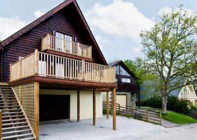 Hadleigh Lodge, Little Petherick